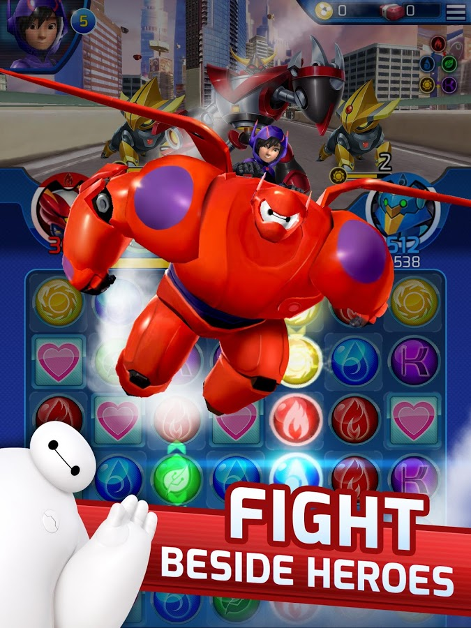 download game Big Hero 6