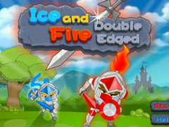 Ice and Fire Double Edged game trí tuệ 2 người chơi