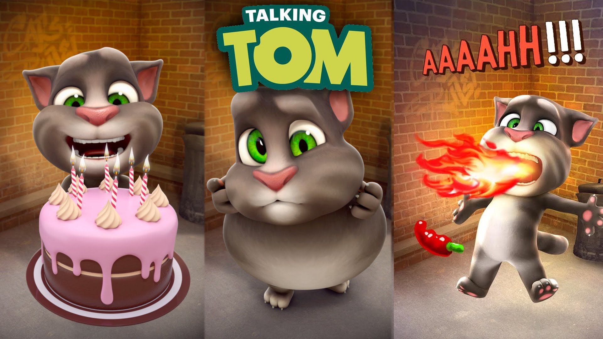 Game Talking Tom Cat